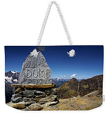 Statue The Dom Weekender Tote Bag