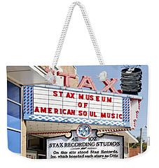 Stax Weekender Tote Bag