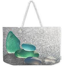 Stay Close Weekender Tote Bag by Barbara McMahon