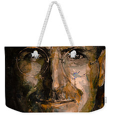 Steve... Weekender Tote Bag by Laur Iduc