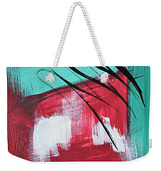 Staying In Miami Weekender Tote Bag