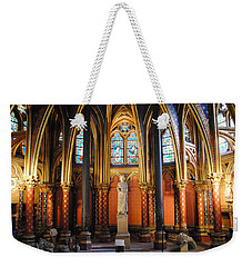 Ste.-chapelle Lower Chapel Weekender Tote Bag