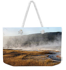 Steam Creek Weekender Tote Bag