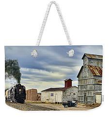 Steam In Castle Rock Weekender Tote Bag