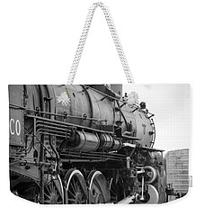 Steam Locomotive 1519 - Bw 02 Weekender Tote Bag