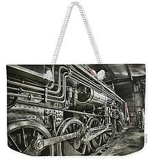 Steam Locomotive 2141 Weekender Tote Bag