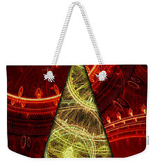 Steam Punk Christmas 1 Weekender Tote Bag