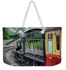Steam Train 3802 Weekender Tote Bag