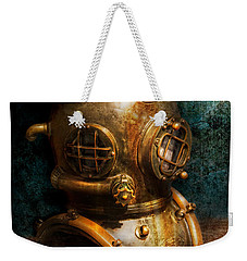 Steampunk - Diving - The Diving Helmet Weekender Tote Bag