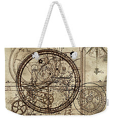 Steampunk Dream Series IIi Weekender Tote Bag
