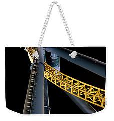 Steel Venom Weekender Tote Bag