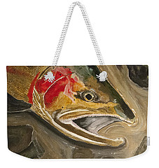 Steelhead Buck Weekender Tote Bag