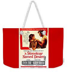 Stellaaaaa - A Streetcar Named Desire Weekender Tote Bag