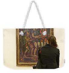 Stendhal Syndrome Weekender Tote Bag