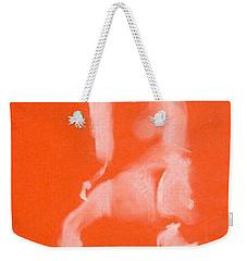 Step Up Ett Fotsteg Upp Weekender Tote Bag
