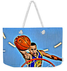 Steph Curry Weekender Tote Bag