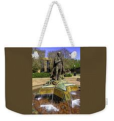 Stephen F. Austin Statue Weekender Tote Bag