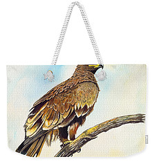 Steppe Eagle Weekender Tote Bag