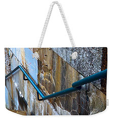 Stepping Outside The Lines Weekender Tote Bag by Robyn King