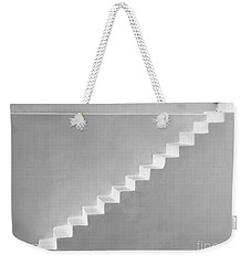 Weekender Tote Bag featuring the photograph Steps To Heaven by Ana Maria Edulescu