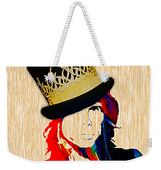 Steven Tyler Collection Weekender Tote Bag