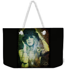 Stevie Nicks - Bohemian Weekender Tote Bag