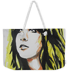 Stevie Nicks 01 Weekender Tote Bag
