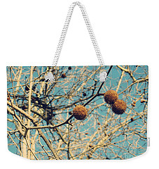 Sticks And Pods Weekender Tote Bag