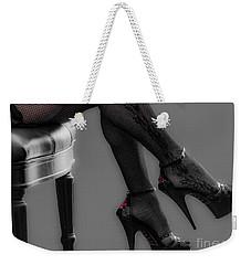 Stilettos Weekender Tote Bag