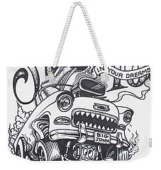 Still 16 In Your Mind Weekender Tote Bag