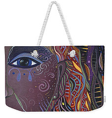 Still A Mystery 2 Weekender Tote Bag by Helena Tiainen