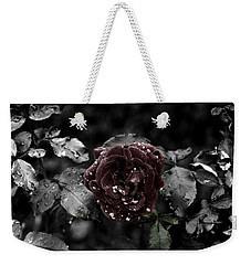 ...still A Rose Weekender Tote Bag