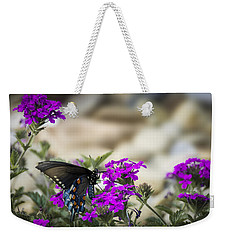 Still Beautiful Swallowtail Weekender Tote Bag
