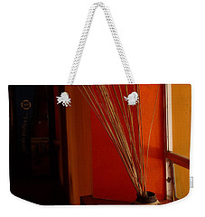Weekender Tote Bag featuring the photograph Still Life In Baja by Alan Socolik