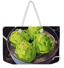 Still Life No. 6 Weekender Tote Bag by Mike Robles