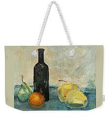 Still Life - Study Weekender Tote Bag
