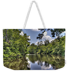 Still Waters Weekender Tote Bag by David Troxel