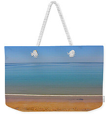 Stillness Weekender Tote Bag by Jocelyn Kahawai
