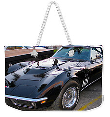 Stinging Stingray Weekender Tote Bag