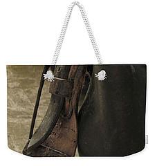 Stirrup And Cinch Weekender Tote Bag