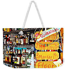 Stocked Bar At Jax Weekender Tote Bag