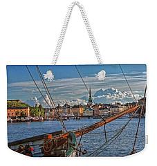 Stockholm Weekender Tote Bag