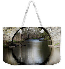 Stone Arch Bridge Weekender Tote Bag
