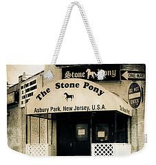 Stone Pony Weekender Tote Bag