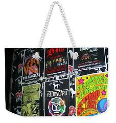 Stone Pony Asbury Park Weekender Tote Bag