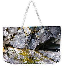 Stone Pool Weekender Tote Bag