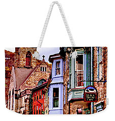 Stone Row - Jim Thorpe Pa Weekender Tote Bag