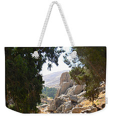 Stony Paths Weekender Tote Bag