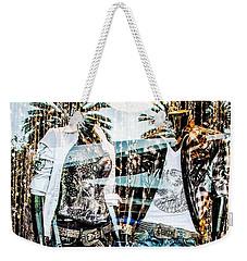 Store Window Display Weekender Tote Bag