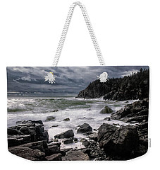 Storm At Gulliver's Hole Weekender Tote Bag
